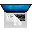 KB Covers - Notebook Keyboard Skin - Black, Clear, White