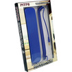 Pyle - Handset for iPhone, iPad, iPod, and Android Phones - Easy Use - Blue - Blue