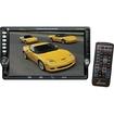 """Lanzar - 7"""" 2-din Touch Screen DVD/CD USB Car Video Player"""