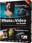 Corel - Photo & Video Pro X3 Bundle - Complete Product - 1 User