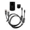 Garmin - AC Adapter Cable A/C Adapter Cable - Black