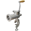 Weston - 36-1001-W Manual Meat Grinder with C-Clamp Mount - Silver