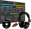 DJ-Tech - Digimix 2020 MKII DJ Software with USB 2.0 Sound Card and DJ Headphones