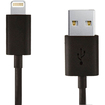 GreatShield - Apple Certified Lightning to USB Cable f/Apple® iPad® 4th Generation & iPad Air - Black - Black