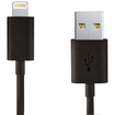 GreatShield - Lightning to USB Cable for Apple iPhone 5 iPad Mini iPad 4 iPod Touch 5th Nano 7th (Apple Certified) - Black - Black