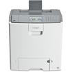 Lexmark - C740 Laser Printer - Color - 2400 x 600 dpi Print - Plain Paper Print - Desktop - White