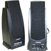 Inland - Pro Sound 2000 Multimedia Speaker System - Black