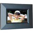 Sungale - Touch Screen Digital Photo Frame - Black - Black