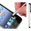 Insten - Stylus LCD Pen Bundle for Samsung Galaxy S2 i9100 S3 S4 - Silver - Silver