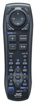 JVC - Optional Wireless Remote Control (Easy-Grip) - Black