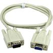 QVS - Extension Serial Cable - Beige