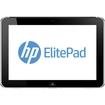 "HP - ElitePad 900 G1 64 GB Net-tablet PC - 10.1"" - Wireless LAN - 3G - Intel Atom Z2760 1.80 GHz, - Aluminum, Black"