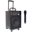 Pyle - 200W VHF Wireless Battery Powered PA System