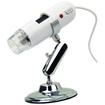 AGPtek - USB Digital Microscope Endoscope 1.3 Mega Pixels Magnifier Camera 200X w/ Driver - White
