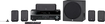 Yamaha - 500W 5.1-Ch. 3D Home Theater System - Black