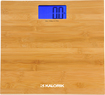 Kalorik - Digital Bathroom Scale - Bamboo