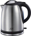 SPT - 1.2L Cordless Electric Kettle - Stainless-Steel