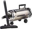 MetroVac - Professional HEPA Canister Vacuum - Stainless-Steel
