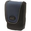 Zing Designs - Contour Small Digital Camera Pouch Case - Black, Blue