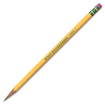 Ticonderoga - Woodcase Pencil, B #1 Barrel, Dozen - Yellow