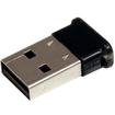 Startech - Mini USB Bluetooth 2.1 Adapter Class 1 EDR Wireless Network Adapter - Black