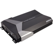 Power Acoustik - Gothic Series Class AB Full Range Amplifier - Black Brushed Aluminum