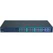 TRENDnet - 24-Port 10/100Mbps Web Smart PoE Switch
