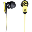 Ecko Unltd. - Eku-Zne-Ylw Ecko Zone Earbud With Sleek Design - Yellow