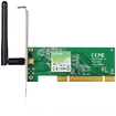 TP-LINK - 150Mbps Wireless N PCI Adapter - Multi