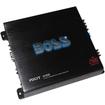 Boss - Riot Car Amplifier - 650 W RMS - 2400 W PMPO - 1 Channel - Class D - Multi