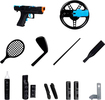 dreamGEAR - 15 In 1 Player's ESSENTIAL Accessories Kit PLUS for Nintendo Wii Gaming Console