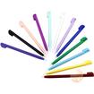 eForCity - Nintendo DS Lite Plastic Stylus, 12-pack - Gray - Gray