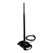 TP-LINK - 2.4Ghz 8dBi Indoor Desktop Omni Directional Antenna
