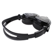 AGPtek - Headphone Headset Stereo Noise Cancelling for DVD iPhone iPad iPod MP3 MP4