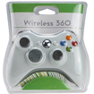 Agptek - 2.4GHz Wireless Remote Controller For Microsoft Xbox 360 New - White
