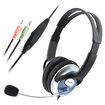 eForCity - New Computer Pc Laptop Headphone Headset w/ Microphone