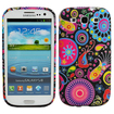 Fosmon - TPU Protective Skin Case for the Samsung Galaxy S3 / S III - Colorful Jellyfish - Colorful Jellyfish