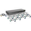 IOGEAR - USB PS/2 Combo KVM Switch