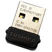 Toshiba - Bluetooth V2.1+EDR USB Nano Adapter - Multi