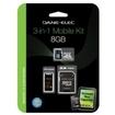 Duracell - 8 GB microSD High Capacity (microSDHC) - 1 Card
