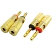 CableWholesale - Banana Plug for Speaker Cable (2pc)
