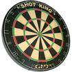 GLD - Shot King Bristle Dart Board