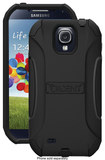 Trident - Aegis Case for Samsung Galaxy S 4 Cell Phones - Black