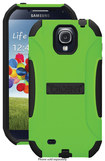 Trident - Aegis Case for Samsung Galaxy S 4 Cell Phones - Trident Green