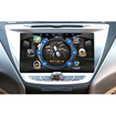 """Soundstream - 8"""" LCD Touch Screen for 2011-2012 Hyundai Elantra OEM Upgrade"""