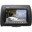 Absolute USA - DPH-980PKGB 9.5 Pair Headrest Pillow TFT/LCD Monitor Built-in Multimedia DVD Player USB/SD - Black