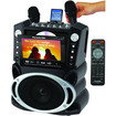 Karaoke - All-in-one Karaoke System with 7-inch TFT Color Screen and Record Function GF829