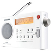 Sangean - PR-D7 Digital Rechargeable AM/FM Radio
