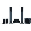 Yamaha - 5.1 Channel Home Theater in a Box System