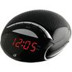 GPX - Dpi/Gpx-Personal & Portable C222B Clock Radio w/ Dual Alarm